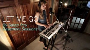 SarahTroy Clark-singer-songwriter-artist-piano, Let Me Go
